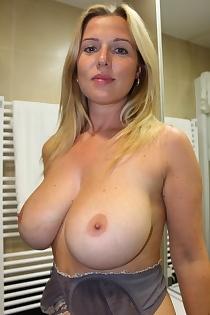 Busty Angela