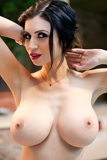 Lilly Roma Natural Boobs