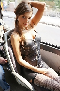 Maria seen in public again