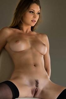 Busty Amber Sym