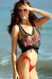 Sexy Celebrity Emily Didonato