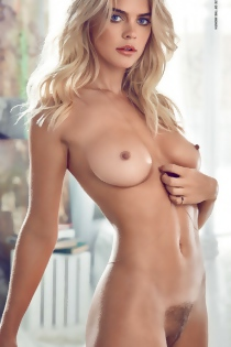 Playboy Rachel Harris