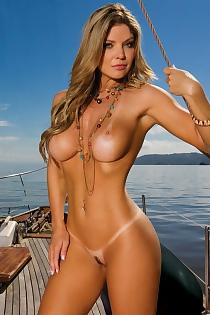 Playboy Babe Viviane Bordin