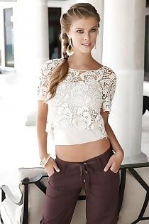 Danish Supermodel Nina Agdal